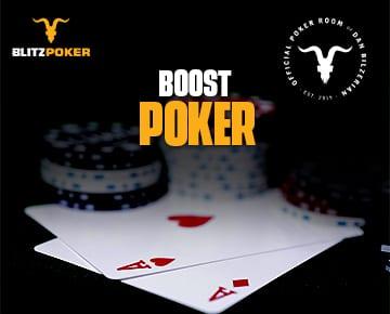 Boost Poker - BLITZPOKER