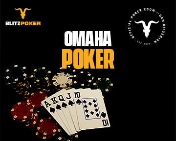 Omaha Poker - BLITZPOKER