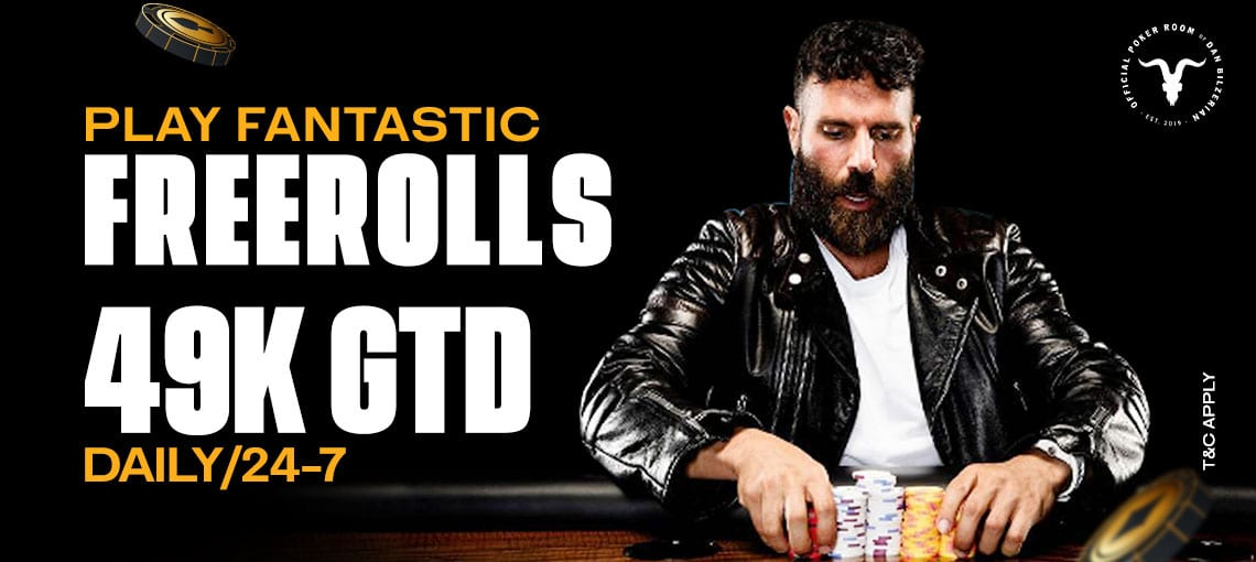 Daily Online Poker Freerolls | Blitz Poker
