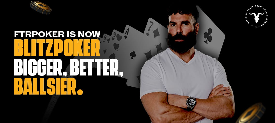 FTR IS NOW BLITZ POKER|BLITZ POKER